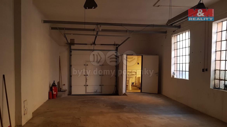 Pronájem, výrobní objekt, 59 m2, Ostrava - Vítkovice