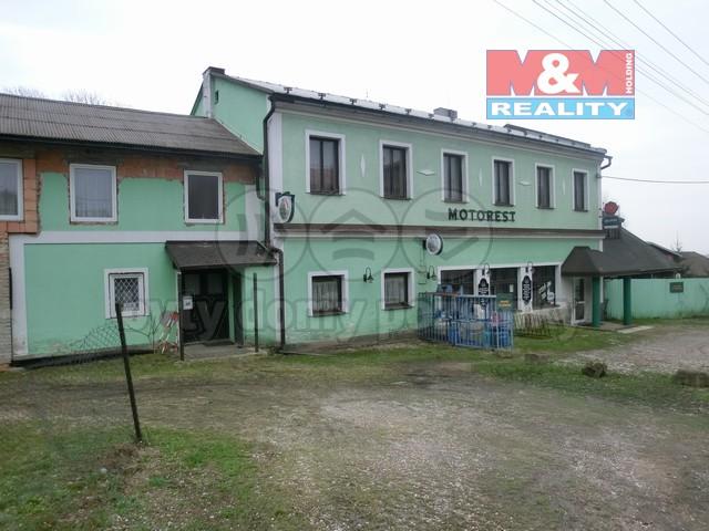 Prodej, rodinný dům, Kocbeře