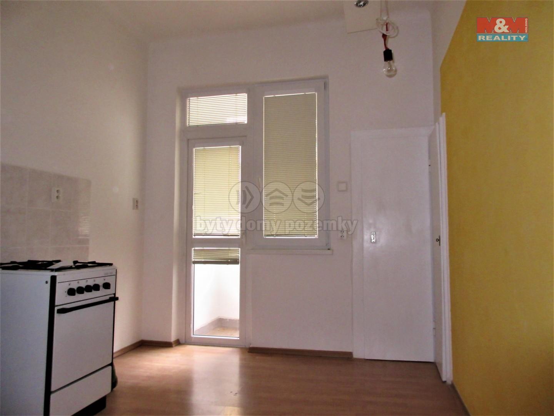 Prodej, byt 1+1, 40 m2, Brno, ul. Antonínská