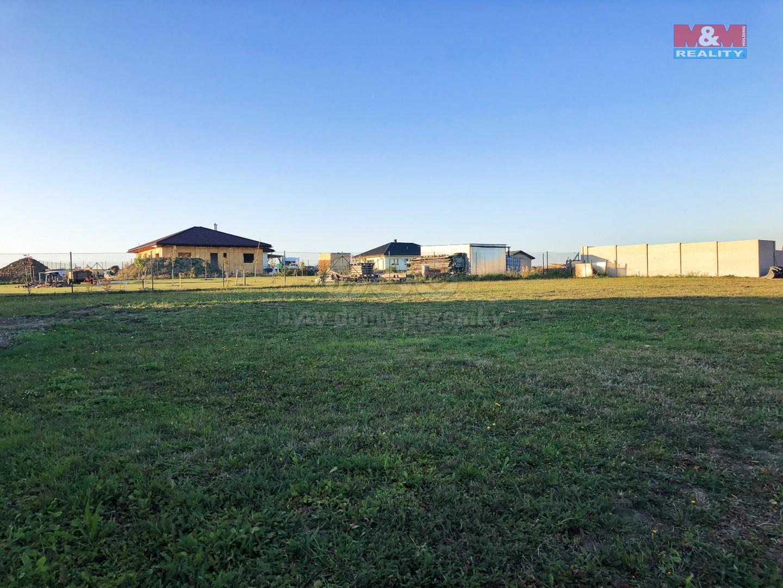 Prodej, pozemek, 1000 m2, Bítov