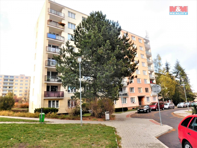 (Prodej, byt 2+1, 62 m2, Karlovy Vary, ul. Fibichova), foto 1/20