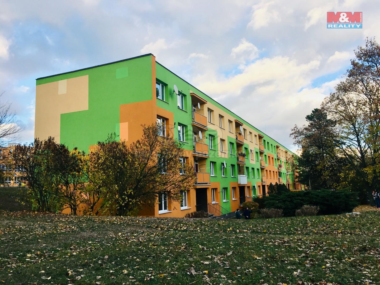 Prodej, byt 2+1, 48 m2, OV, Bílina, ul. Sídliště za Chlumem