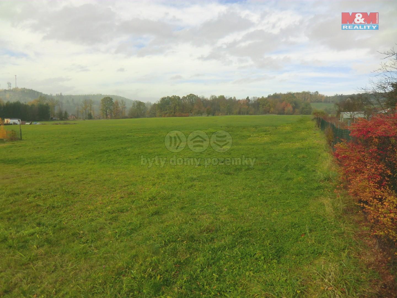 Prodej, stavební pozemek, 1646 m2, Krhová