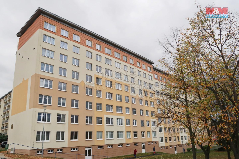 Prodej, byt 4+1, 89 m2, DV, Most, ul. K. H. Máchy
