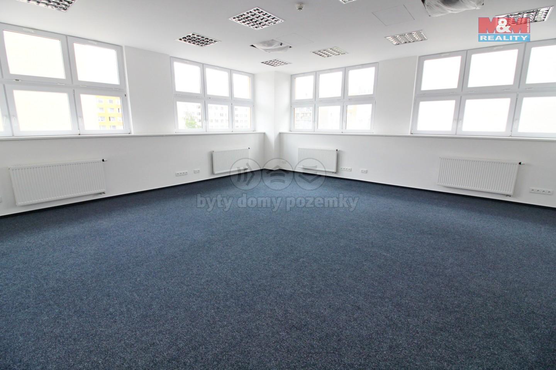 Pronájem, kancelářské prostory, 128 m2, Praha 5 - Stodůlky