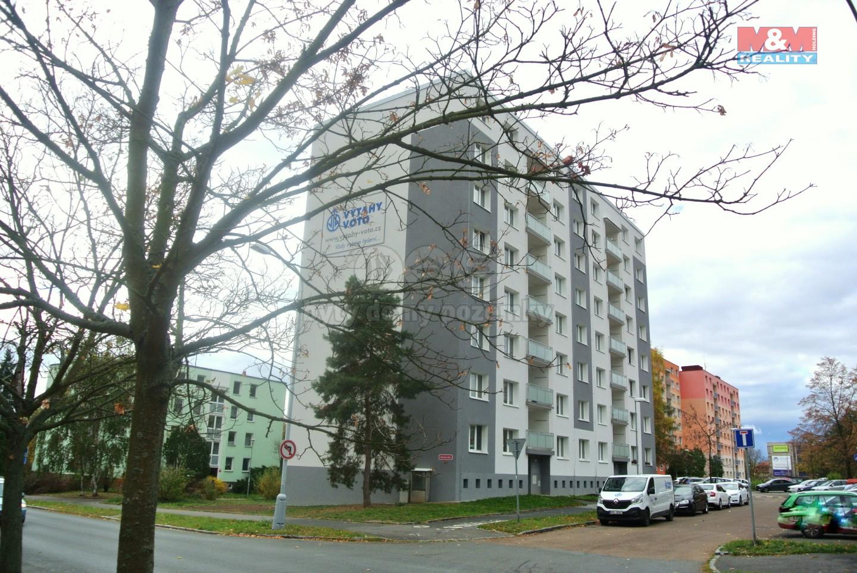 Prodej, byt 2+1 60 m2 , Plzeň, ul. Sokolovská