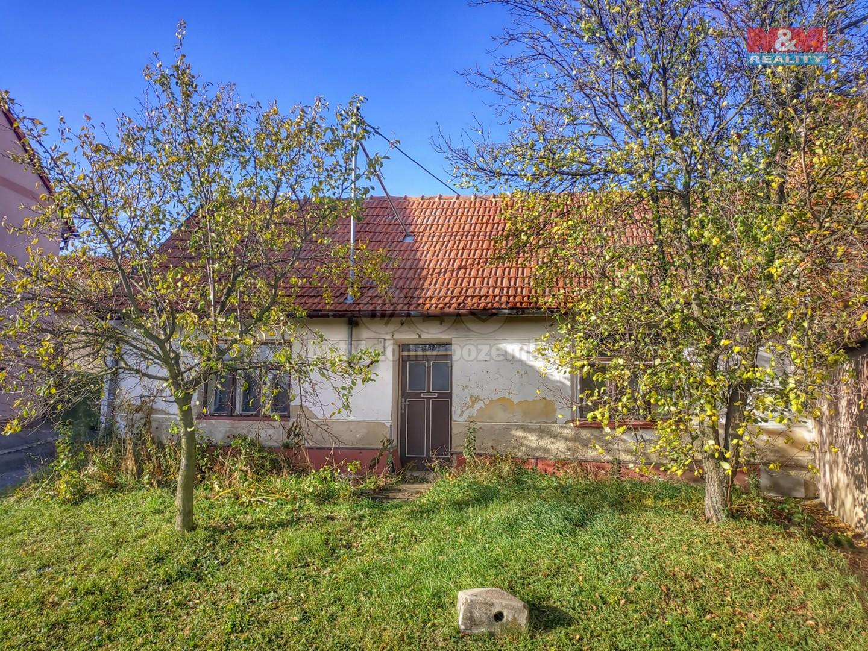 Prodej, rodinný dům, 183 m2, Borkovany