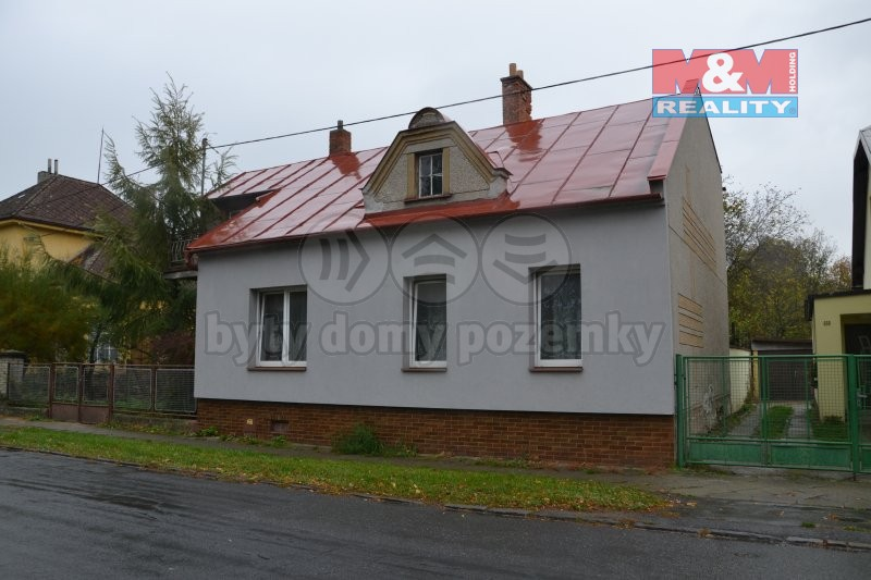 Prodej, rodinný dům, Holešov