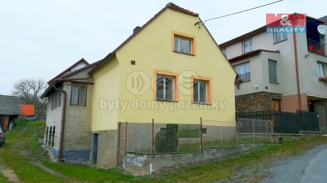Prodej, rodinný dům, 165 m2, Kladrubce, okr. Plzeň jih