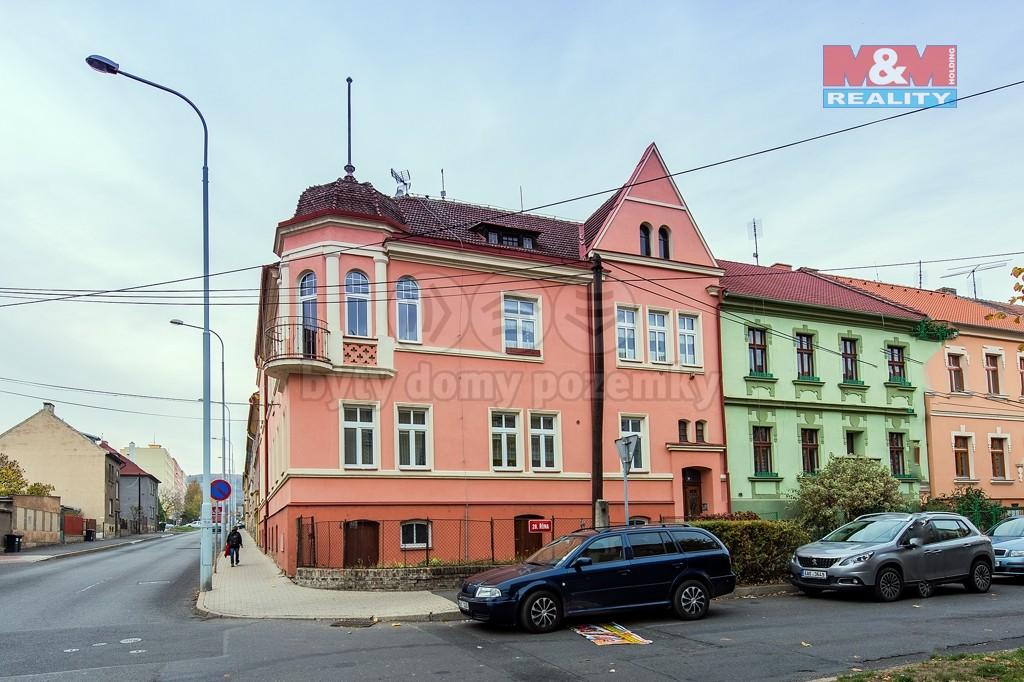 Prodej, byt 2+1, 62 m2, ul 28. října, Litoměřice