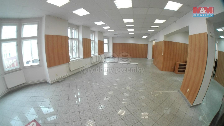 Pronájem, kanceláře, 228 m2, Ostrava, 28. října