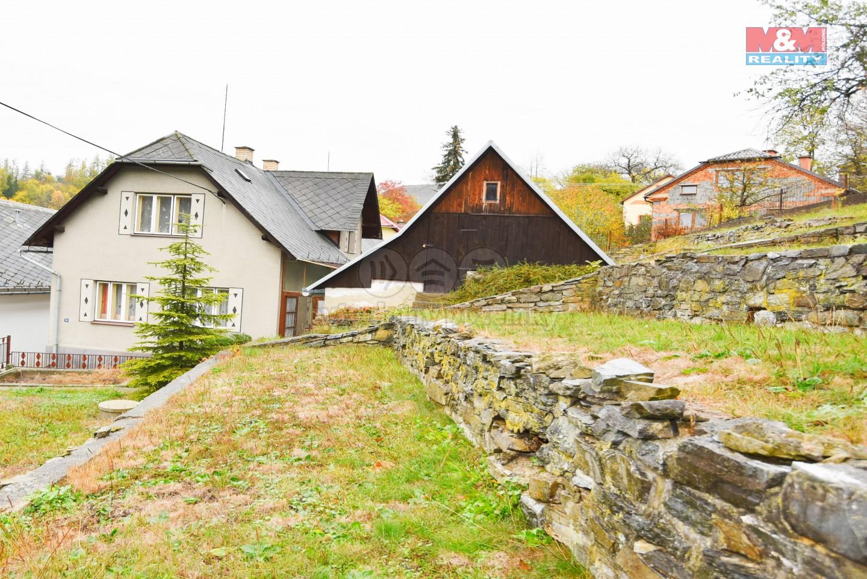 Prodej, chalupa 4+1, Radomilov - Ruda nad Moravou