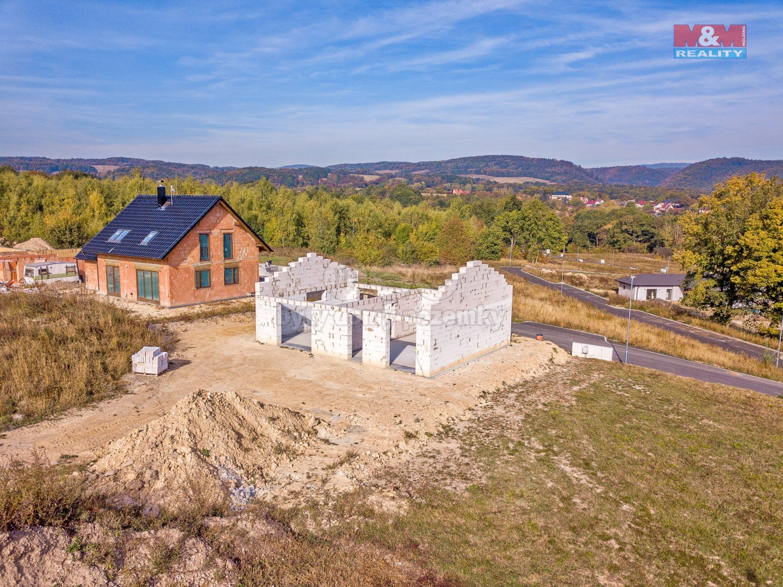 Prodej, stavební pozemek, 750 m2, Jirkov, ul. Slunečná
