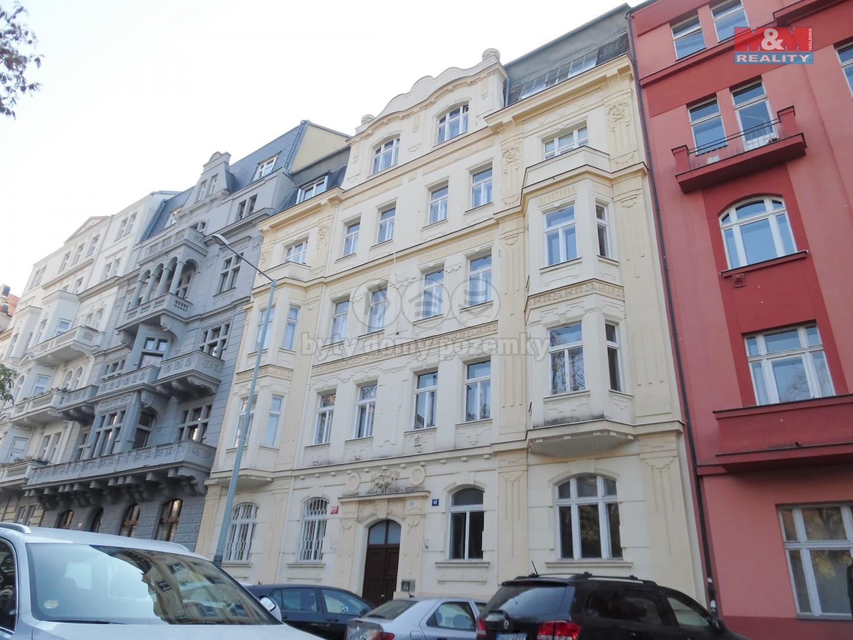 (Prodej, byt 3+kk, Praha, ul. Polská), foto 1/25