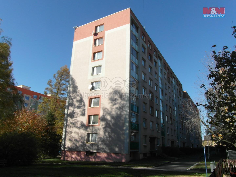 Prodej, byt 1+1, Svitavy, ul. Marie Pujmanové
