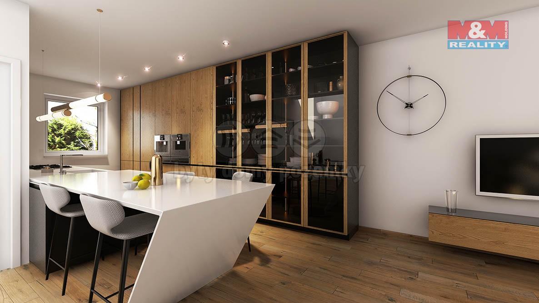 Prodej, byt 4+KK, 135 m2, Brno-Ivanovice