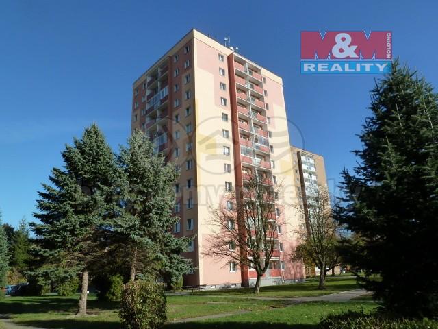 Prodej, byt 1+1, 52 m2, Šumperk, ul. Fibichova