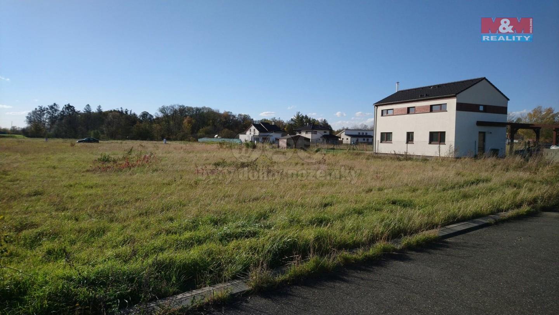 Prodej, stavební pozemek, Holešov