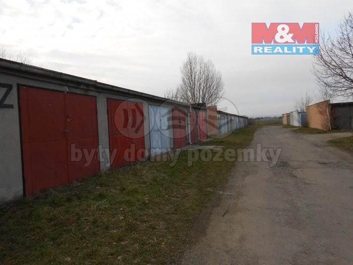 Prodej, garáž, 19 m2, Pardubice, ul. Pod Břízkami