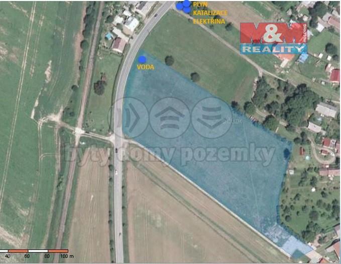 665535 - Prodej, stavební pozemek, 15 616 m2, Hořenice u Jaroměře (Prodej, stavební pozemek, 15 616 m2, Hořenice u Jaroměře), foto 1/11