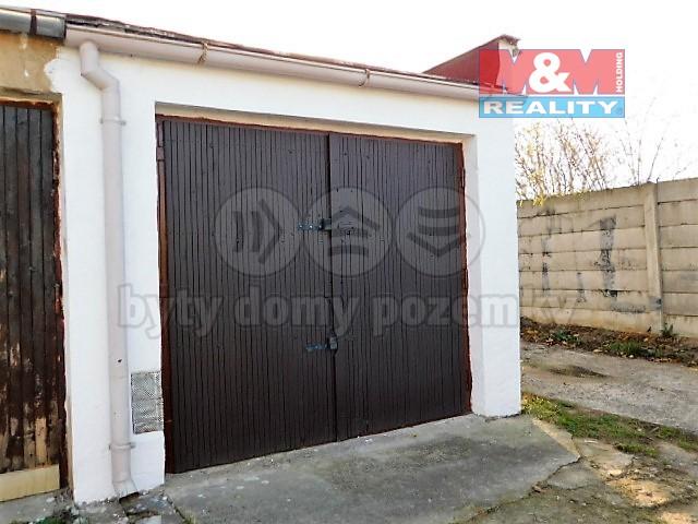 Prodej, garáž, 18 m2, Litoměřice