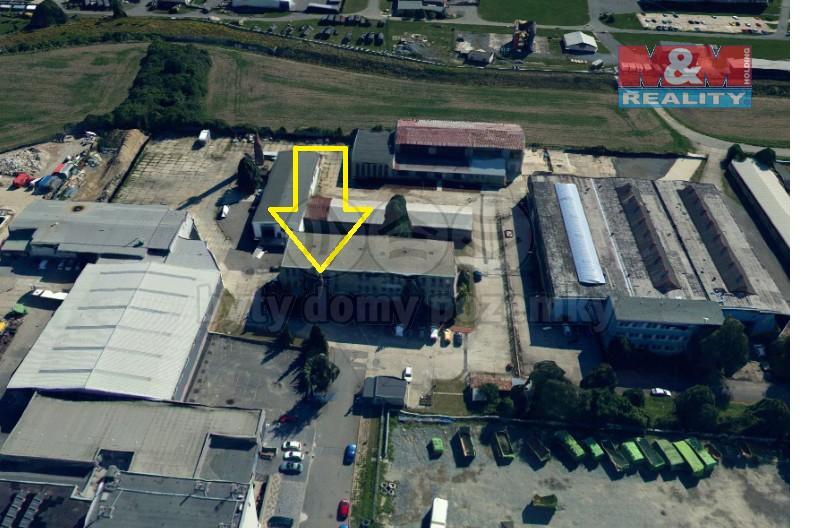 Pronájem, kancelářské prostory, Olomouc, ul. U panelárny