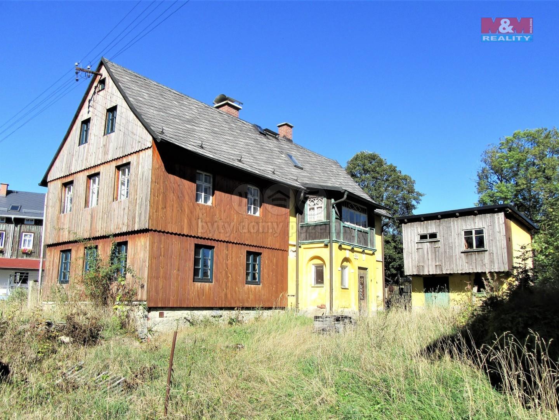 Prodej, rodinný dům, 362 m2, Hranice, ul. Údolní