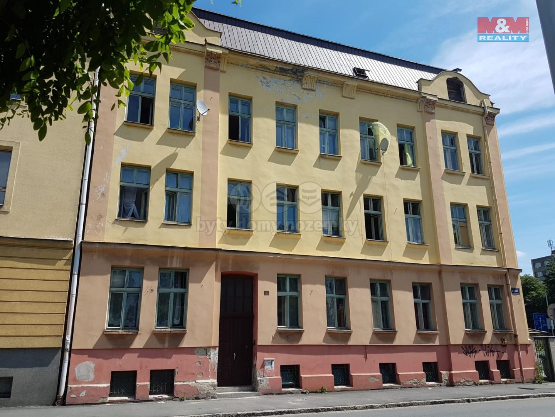 Prodej, nájemní dům, Ostrava, ul. Jirská
