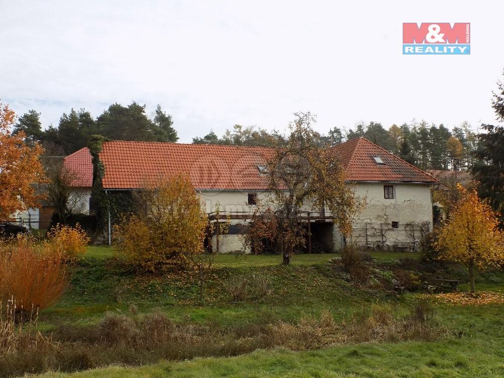 Prodej, chalupa, 316 m2, Loužná, okres Klatovy