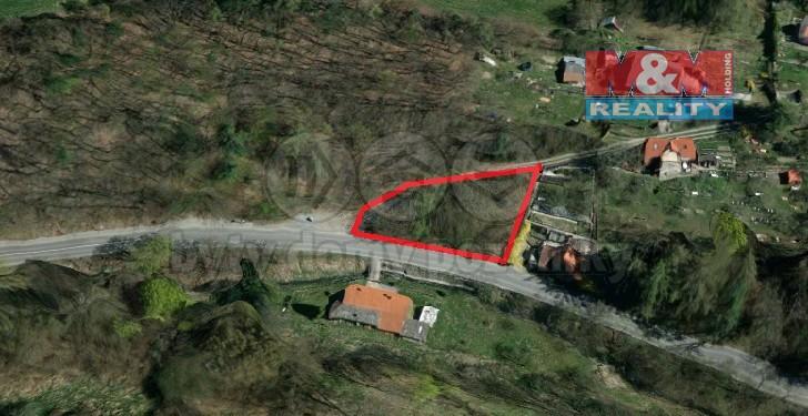 Prodej, stavební pozemek, 710 m2, Jílové u Prahy - Kabáty