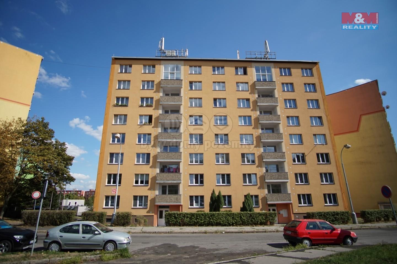 Pronájem, byt 3+1, 77 m2, DV, Chomutov, ul. Kamenná
