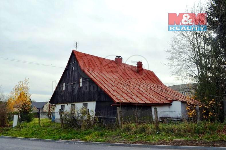Prodej, chalupa 4+1, 1055 m2, Červená Voda