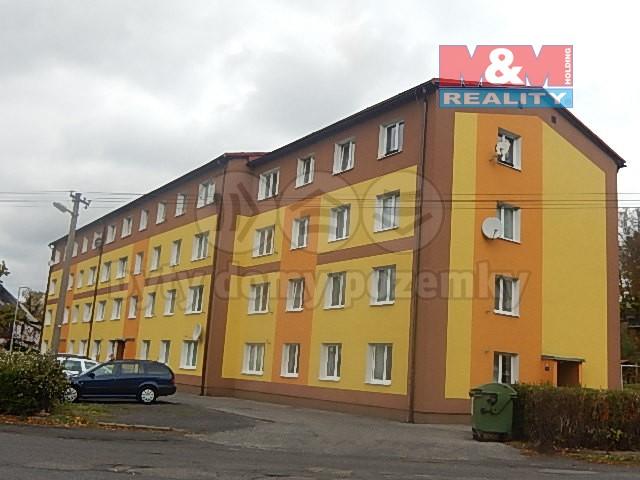 Prodej, byt 2+1, DV, 50 m2, Rumburk, ul. Dolní
