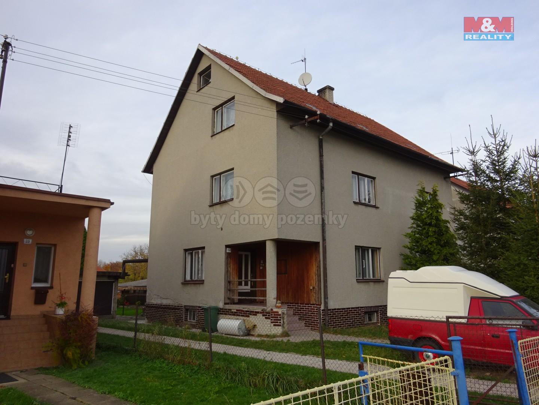 Prodej, rodinný dům 3+1, Podhradní Lhota