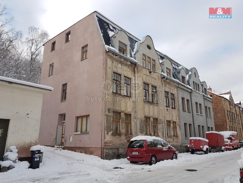 Prodej, nájemní dům, Jablonec nad Nisou, ul. Saskova