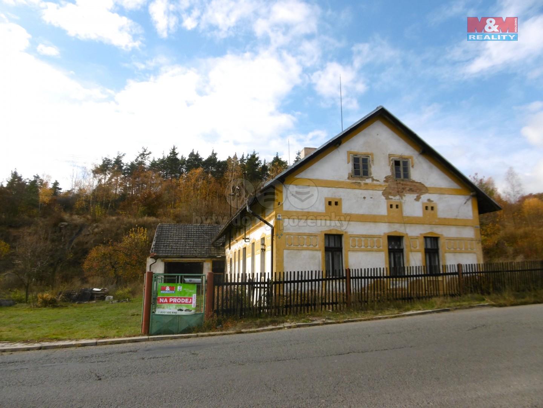 Prodej, rodinný dům, 2477m2, Krašovice