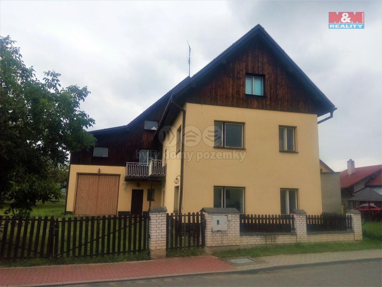 Prodej, rodinný dům 10+1, 500 m2, Třebom