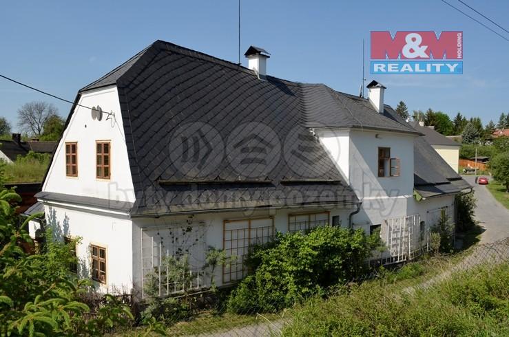 Prodej, chalupa 7+1, 940 m2, Rohle