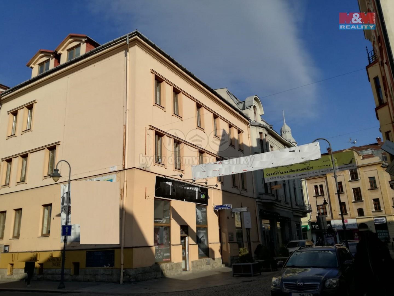 Pronájem, byt 1+1, Ostrava, ul. Stodolní
