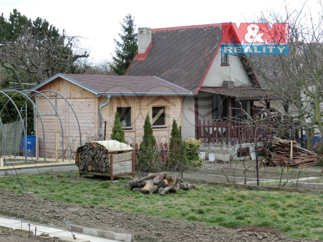 Hlavní pohled (Prodej, zahrada, 450 m², Štětí), foto 1/14