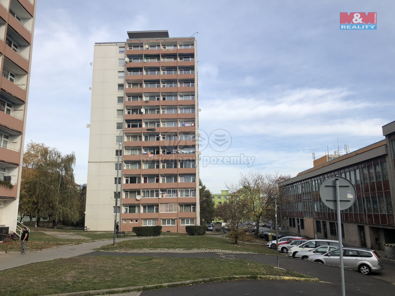 Pronájem, byt 3+1, 68 m2, OV, Most, ul. M. G. Dobnera