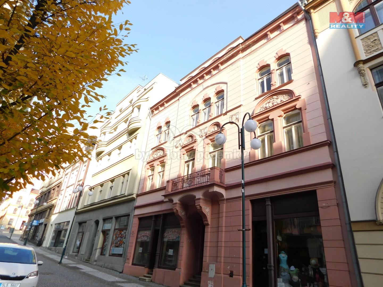 Prodej, nájemní dům, 650 m2, Jablonec nad Nisou, ul. Lidická