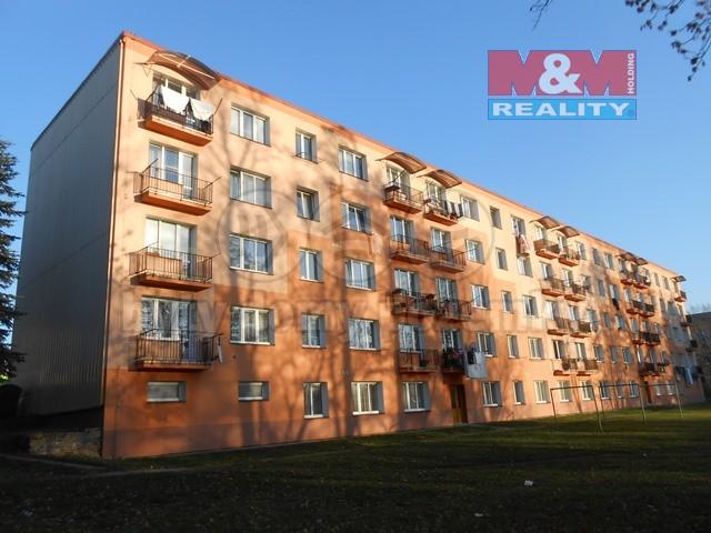 Prodej, byt 2+1, Varnsdorf, ul. Legií