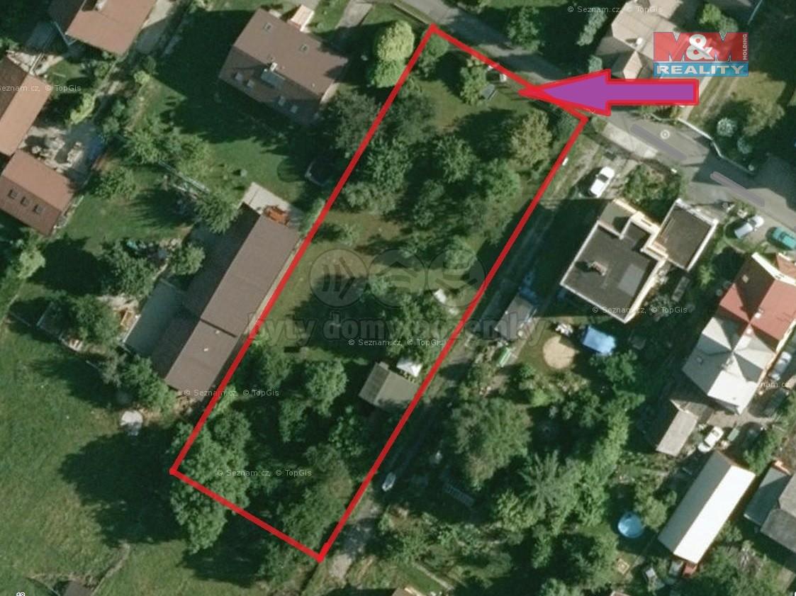 (Prodej, pozemek, 1850 m2, Ostrava - Bartovice), foto 1/3