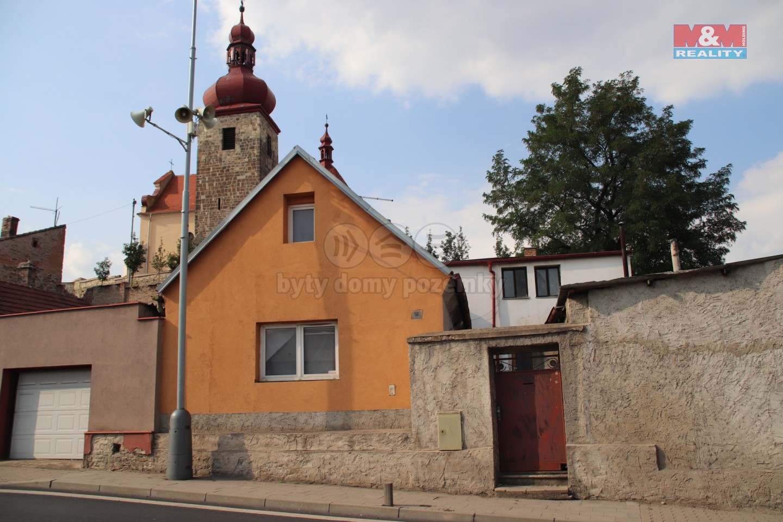 Prodej, rodinný dům, Černčice, ul. Husova
