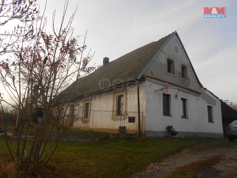 Prodej, rodinný dům, Javorník u Vysokého Mýta