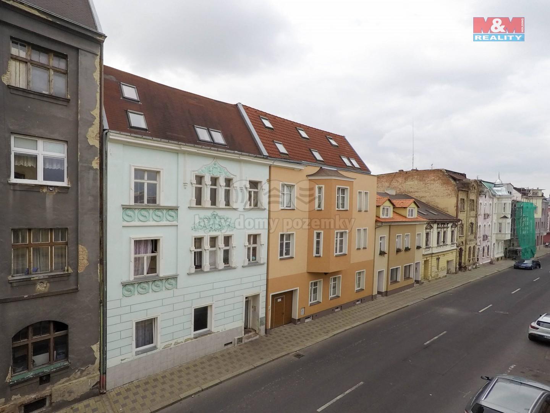 Prodej, rodinný dům, 579 m2, Teplice - Trnovany