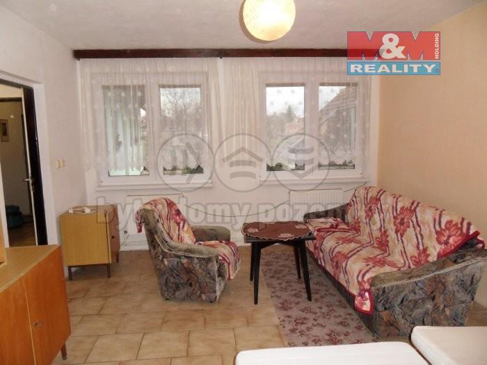 Podnájem, byt 1+1, Křenovice u Slavkova