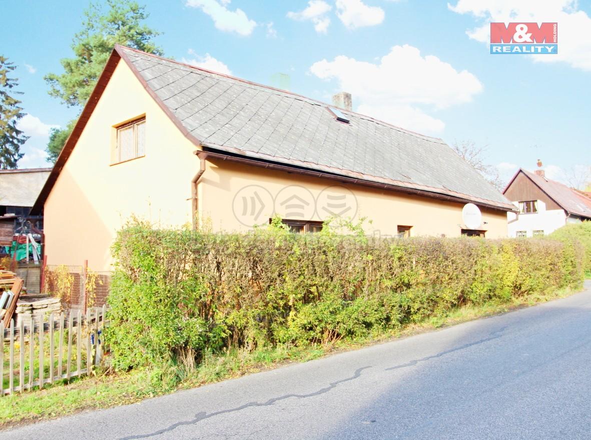 Prodej, rodinný dům 5+1, Skalice u České Lípy