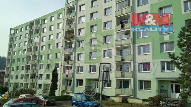 Pronájem, byt 3+1, 82 m2, OV, Ústí nad Labem - Všebořice